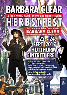 Barbara Clear Herbstfest